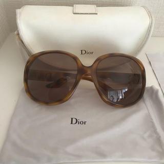 クリスチャンディオール(Christian Dior)のChristianDior クリスチャンディオール サングラス(サングラス/メガネ)