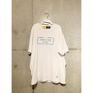 ヴァンキッシュ(VANQUISH)のFR2 mintcrew コラボレーション 白、XL(Tシャツ/カットソー(半袖/袖なし))
