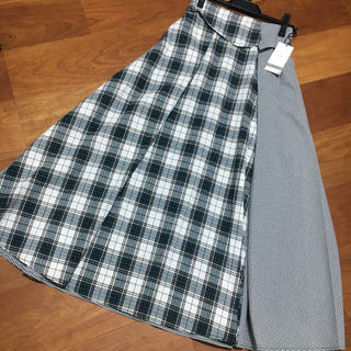 スコットクラブ(SCOT CLUB)の【新品未使用】スカート(ロングスカート)