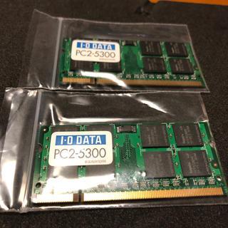 アイオーデータ(IODATA)のIODATAメモリー(PC周辺機器)