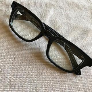 ジーナシス(JEANASIS)のメガネ ブラック レディース(サングラス/メガネ)