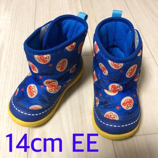 アンパンマン(アンパンマン)のアンパンマン  スノーブーツ 冬靴 14センチ(ブーツ)