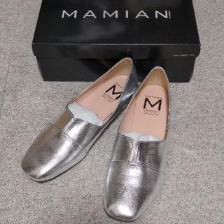 マミアン(MAMIAN)の[MAMIAN]マミアン パンプス Lサイズ 未使用品(ハイヒール/パンプス)