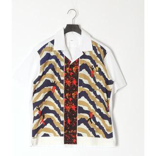 トーガ(TOGA)のTOGA VIRILIS Cotton print shirt(シャツ)