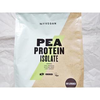 MYPROTEIN - マイプロテイン 植物性 ピープロテイン 1kg  ヘルシーダイエットに最適