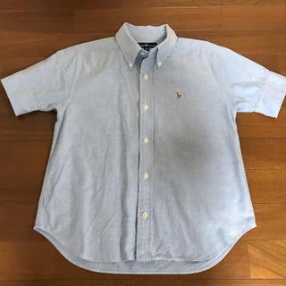 ポロラルフローレン(POLO RALPH LAUREN)の値下げ ラルフローレン キッズ 半袖シャツ 160(Tシャツ/カットソー)