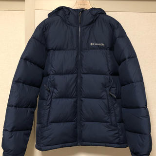 コロンビア(Columbia)のコロンビア/M/パイクレークフーデッドジャケット/218 WE0020(ダウンジャケット)