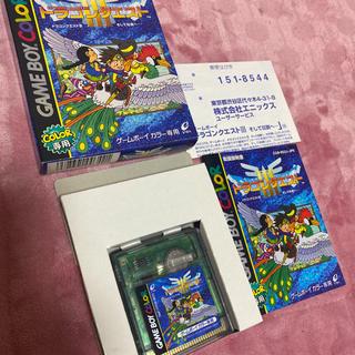 ゲームボーイ - GB ゲームボーイソフト ドラゴンクエスト3