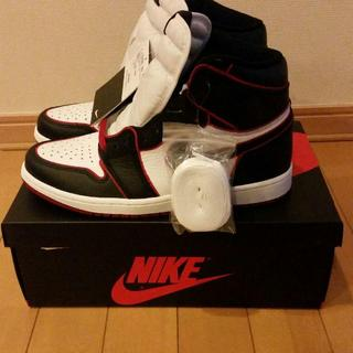AIR JORDAN 1 RETRO HIGH OG BLOOD LINE(スニーカー)