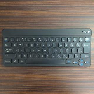 ニンテンドウ(任天堂)のポケモンキーボード クロ 黒 キーボードのみ(PC周辺機器)
