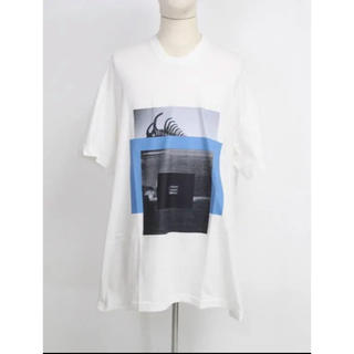 ユリウス(JULIUS)のNILøS ニルズ I EXIST ver.1 Tシャツ(Tシャツ/カットソー(半袖/袖なし))
