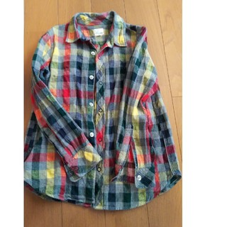 コーエン(coen)のコーエンキッズシャツ 120(Tシャツ/カットソー)