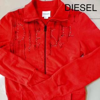 ディーゼル(DIESEL)のDIESELのトレーナー ジップアップ 140cm(ジャケット/上着)