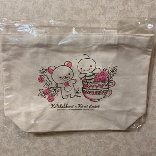 サンエックス(サンエックス)のカレルチャペック コリラックマ バジーちゃん ランチトートバッグ(トートバッグ)
