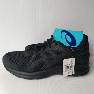 asics - 新品 22 スニーカー 22.5 レーザービーム 23 黒