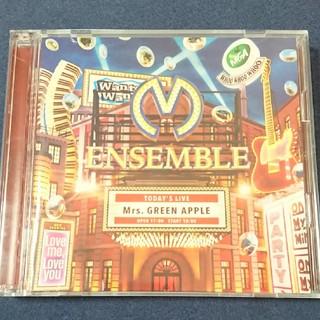ユニバーサルエンターテインメント(UNIVERSAL ENTERTAINMENT)のMrs. GREEN APPLE Ensemble(ポップス/ロック(邦楽))