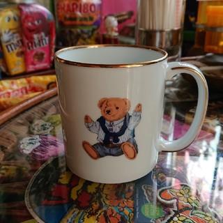ポロラルフローレン(POLO RALPH LAUREN)のりぃほい様☆ラルフローレン POLO BEAR マグカップ(グラス/カップ)