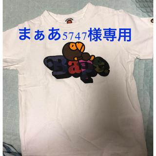 A BATHING APE - BAPE KIDS マイロ君イラストTシャツ