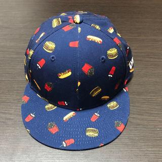ニューエラー(NEW ERA)の帽子 キャップ 子供 キッズ 53.9cm  6 3/4(帽子)