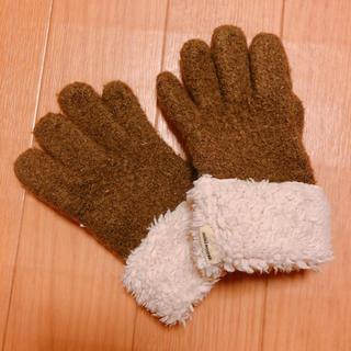 ミキハウス(mikihouse)の美品!ミキハウス♡もこもこ手袋!(手袋)