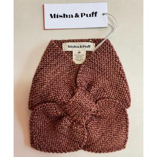 キャラメルベビー&チャイルド(Caramel baby&child )のmisha and puff scarf- Cheatnut(その他)