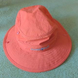 モンベル(mont bell)のmont-bell キッズ フィッシングハット 帽子(帽子)
