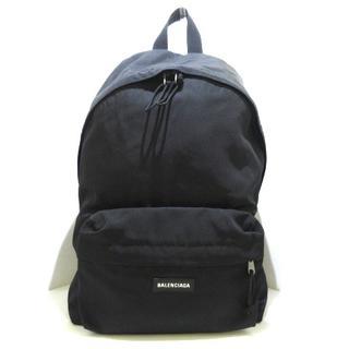 バレンシアガ(Balenciaga)のバレンシアガ リュックサック - 503221 黒(リュック/バックパック)