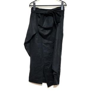 エンフォルド(ENFOLD)のエンフォルド ロングスカート サイズ38 M(ロングスカート)