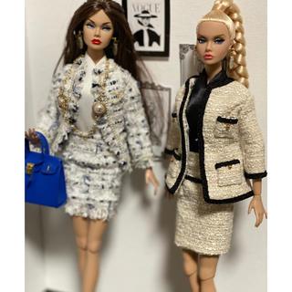 バービー(Barbie)のまかろん様専用 poppyparker  ツイ-ドス-ツ(人形)