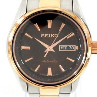 セイコー(SEIKO)のセイコー 腕時計 プレサージュ 4R36-03H0(その他)