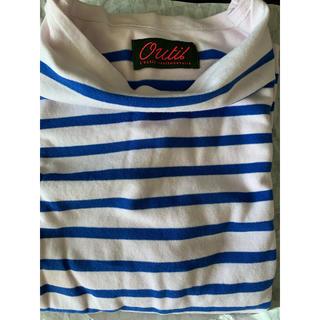 ビームス(BEAMS)のOUTIL バスクシャツ Pilgrim別注(Tシャツ/カットソー(七分/長袖))
