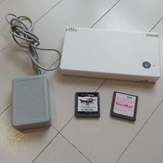 ニンテンドーDS(ニンテンドーDS)の任天堂 DSi セット(家庭用ゲーム機本体)