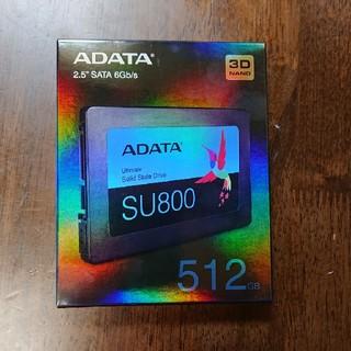 A−DATA ASU800SS-512GT-C
