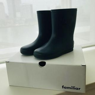 ファミリア(familiar)のこてつ様専用‼️ ファミリア 長靴16cm(長靴/レインシューズ)