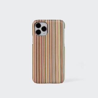 ポールスミス(Paul Smith)の新品 ポールスミス iPhoneケース マルチカラー 11 Pro #387(iPhoneケース)