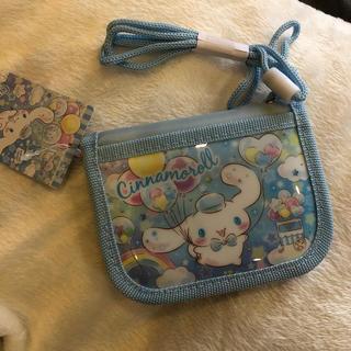 シナモロール(シナモロール)のシナモンキッズ財布(財布)