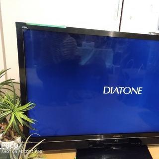 三菱 - 激安 三菱液晶カラーテレビ 46v リモコン付