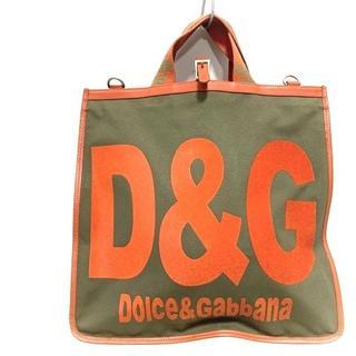 D&G - D&G(ディーアンドジー) トートバッグ美品