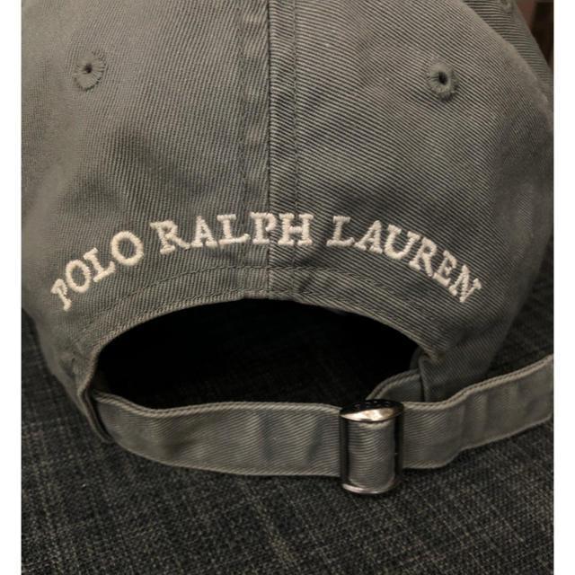 POLO RALPH LAUREN(ポロラルフローレン)の*ラルフローレン* RALPH LAUREN ポロベア キャップ 帽子 メンズの帽子(キャップ)の商品写真