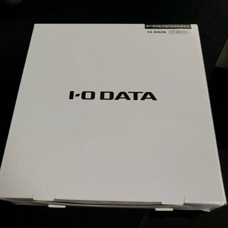 アイオーデータ(IODATA)のI-O DATA ポータブルブルーレイディスクドライブ ホワイト(PC周辺機器)