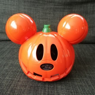 ディズニー(Disney)のハロウィン Disney ミッキーランタン(キャラクターグッズ)