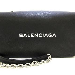 バレンシアガ(Balenciaga)のバレンシアガ 財布美品  502027 黒×白(財布)