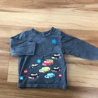ベルメゾン(ベルメゾン)の長袖 サイズ80(シャツ/カットソー)