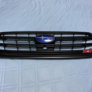 スバル(スバル)のレヴォーグ STI Sport 純正フロントグリル マットブラック プロ塗装(車種別パーツ)