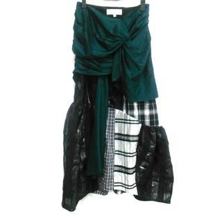 エンフォルド(ENFOLD)のエンフォルド ロングスカート サイズ36 S -(ロングスカート)