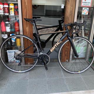 2021 BMC チームマシンALR ONE 47サイズ ブラックゴールド(自転車本体)