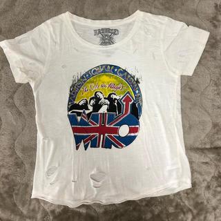 ローズバッド(ROSE BUD)のROSE BUD バンドT(Tシャツ(半袖/袖なし))