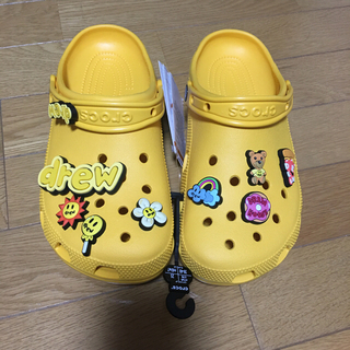 クロス(CROSS)の25cm crocs justin bieber with drew(サンダル)