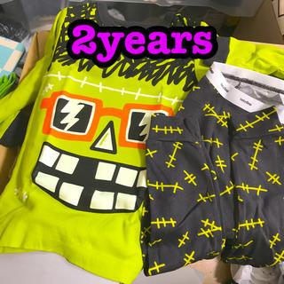 babyGAP - babyGAP GAP ギャップ ハロウィン パジャマ 長袖 光るパジャマ