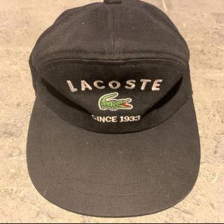 ラコステ(LACOSTE)のLACOSTE ラコステ キャップ 帽子 ジェットキャップ(キャップ)